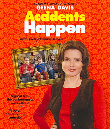 ACCIDENTS HAPPEN BY DAVIS,GEENA (Blu-Ray)